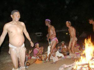 Healing Dance - Kalahari Bushmen